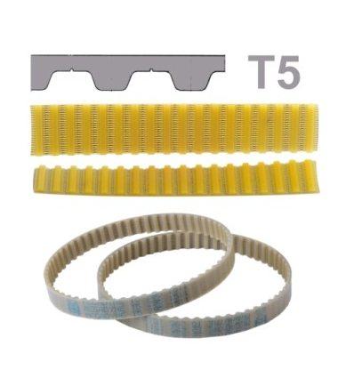 Ремінь поліуретановий T5 200 (рукав)