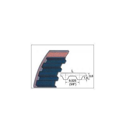Ремень зубчатый 124 L (рукав)