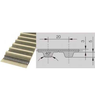 Ремень полиуретановый T20 1880 (рукав)
