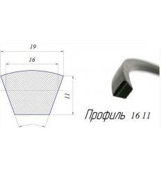 Ремінь клиновий 16-11-1103