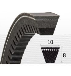 Ремень зубчатый AVX10 968