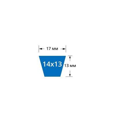 Ремінь клиновий 14-13-1180