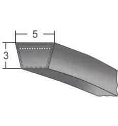 Ремень  клиновой  5x3