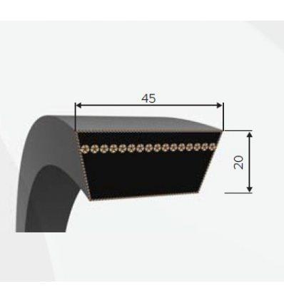 Ремінь варіаторний 45x20-1880 Lw
