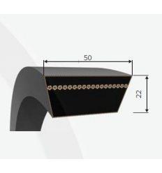 Ремінь варіаторний 50x22-3850 Lw