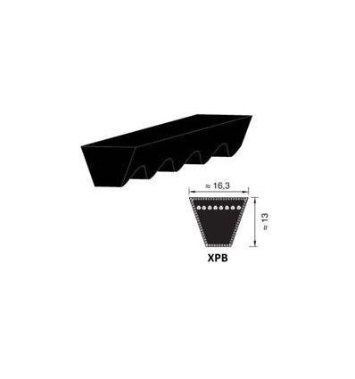 Ремінь  вузькоклиновий зубчастий  XPB 950