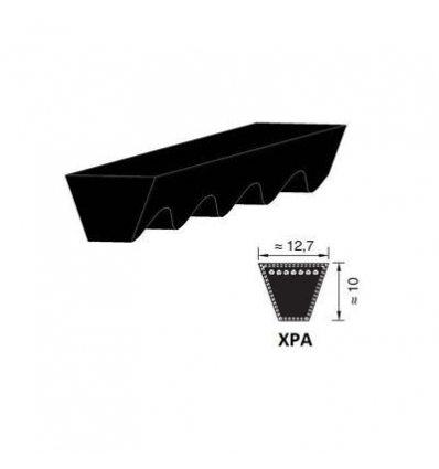 Ремінь  вузькоклиновий зубчастий  XPA 710