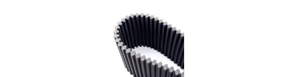 Двусторонние зубчатые ремни  D5M, D8M, D14M, DS8M, DXL, DL, DH